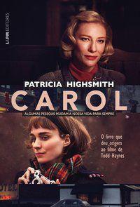 CAROL - CAPA DO FILME - HIGHSMITH, PATRICIA
