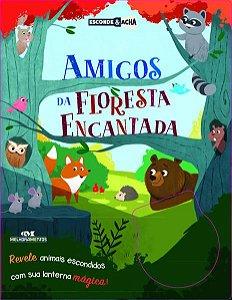 AMIGOS DA FLORESTA ENCANTADA - IGLOO BOOKS