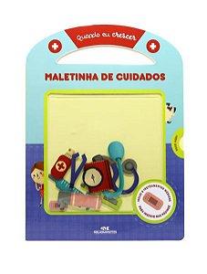 MALETINHA DE CUIDADOS - EDITORA MELHORAMENTOS