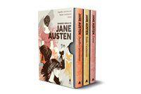 BOXE GRANDES OBRAS DE JANE AUSTEN - AUSTEN, JANE