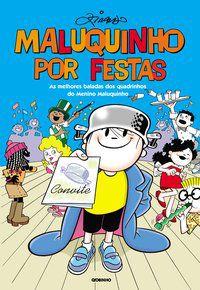 MALUQUINHO POR FESTAS - ZIRALDO