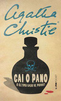 CAI O PANO - VOL. 1182 - CHRISTIE, AGATHA