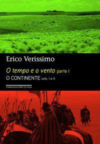 O TEMPO E O VENTO - PARTE 1 - VERISSIMO, ERICO