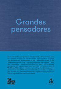 GRANDES PENSADORES - THE SCHOOL OF LIFE