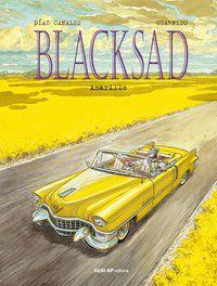 BLACKSAD - VOLUME 5 - CANALES, JUAN DIÁZ