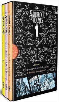 BOX - OUTRAS HISTÓRIAS DE SHERLOCK HOLMES - BEATTY, SCOTT