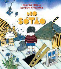 NO SÓTÃO - KITAMURA, SATOSHI