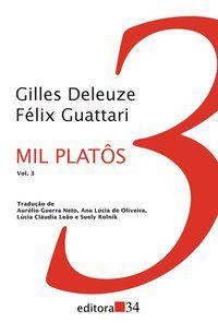 MIL PLATÔS - DELEUZE, GILLES