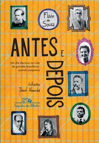 ANTES E DEPOIS - SOUZA, FLAVIO DE