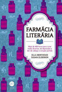 FARMÁCIA LITERÁRIA - ELDERKIN, SUSAN