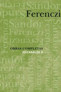 OBRAS COMPLETAS - FERENCZI, SANDOR