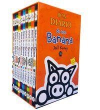 BOX DIÁRIO DE UM BANANA -10 VOLUMES - KINNEY, JEFF