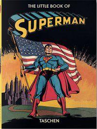 THE LITTLE BOOK OF SUPERMAN - LEVITZ, PAUL