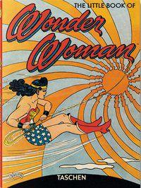 THE LITTLE BOOK OF WONDER WOMAN - LEVITZ, PAUL