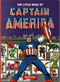 THE LITTLE BOOK OF CAPTAIN AMERICA - THOMAS, ROY