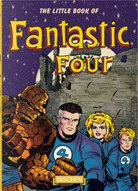 THE LITTLE BOOK OF FANTASTIC FOUR - THOMAS, ROY