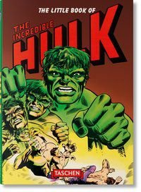 THE LITTLE BOOK OF HULK - THOMAS, ROY