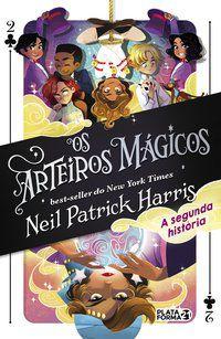OS ARTEIROS MÁGICOS - VOL. 2 - HARRIS, NEIL PATRICK