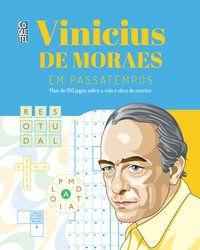 VINICIUS DE MORAES EM PASSATEMPOS - MORAES, VINICIUS DE