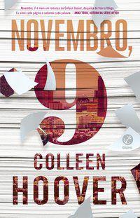 NOVEMBRO 9 - HOOVER, COLLEEN