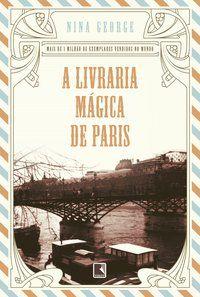 A LIVRARIA MÁGICA DE PARIS - GEORGE, NINA