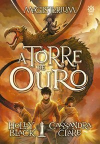 MAGISTERIUM: A TORRE DE OURO (VOL. 5) - VOL. 5 - CLARE, CASSANDRA