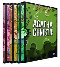 COLEÇÃO AGATHA CHRISTIE - BOX 4 - CHRISTIE, AGATHA