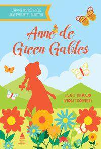 ANNE DE GREEN GABLES - MONTGOMERY, LUCY M.