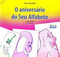 O ANIVERSÁRIO DO SEU ALFABETO - PIEDADE, AMIR