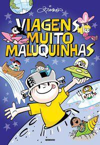 VIAGENS MUITO MALUQUINHAS - ZIRALDO