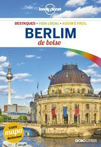 LONELY PLANET BERLIM DE BOLSO - SCHULTE-PEEVERS, ANDREA