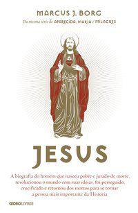 JESUS - BORG, MARCUS J.