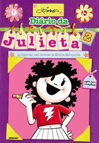 DIÁRIO DA JULIETA 2 - ZIRALDO