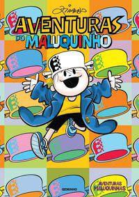 AVENTURAS DO MALUQUINHO - ZIRALDO