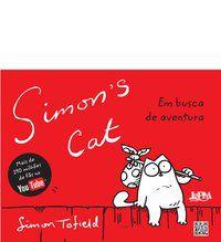 SIMON'S CAT: EM BUSCA DE AVENTURA - TOFIELD, SIMON