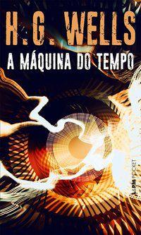 A MÁQUINA DO TEMPO - VOL. 1235 - WELLS, H.G.