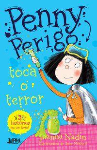 PENNY PERIGO TOCA O TERROR - NADIN, JOANNA