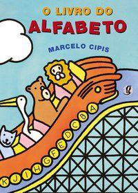 O LIVRO DO ALFABETO - CIPIS, MARCELO