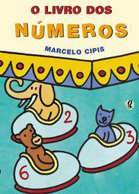 O LIVRO DOS NÚMEROS - CIPIS, MARCELO