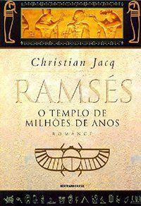 RAMSÉS: O TEMPLO DE MILHÕES DE ANOS (VOL. 2) - VOL. 2 - JACQ, CHRISTIAN