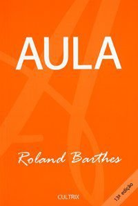 AULA - BARTHES, ROLAND