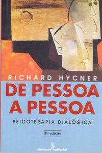 DE PESSOA A PESSOA - HYCNER, RICHARD