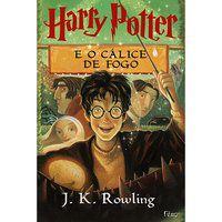 HARRY POTTER E O CÁLICE DE FOGO - ROWLING, J.K.