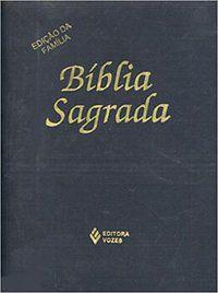BÍBLIA SAGRADA - ED. FAMÍLIA MÉDIA ZÍPER -