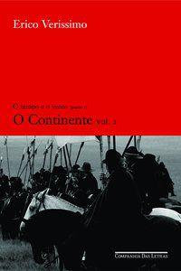 O CONTINENTE - VOL. 2 - VOL. 2 - VERISSIMO, ERICO