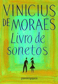 LIVRO DE SONETOS - MORAES, VINICIUS DE