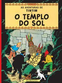 O TEMPLO DO SOL - HERGÉ