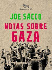 NOTAS SOBRE GAZA - SACCO, JOE