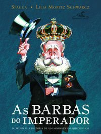 AS BARBAS DO IMPERADOR - SCHWARCZ, LILIA MORITZ
