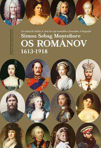 OS ROMÁNOV - MONTEFIORE, SIMON SEBAG